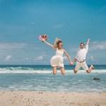 Demande en mariage Audrey & Nicolas Ma Régisseuse wedding planner plage