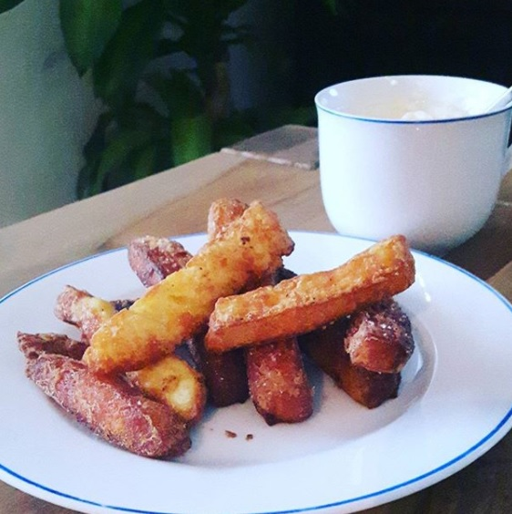 Halloumi_fries recipe