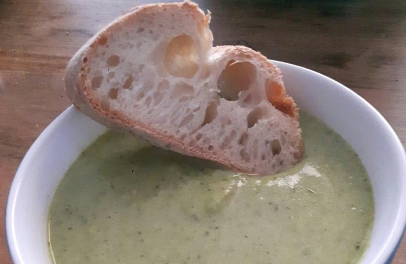 Recipe for broccoli soup