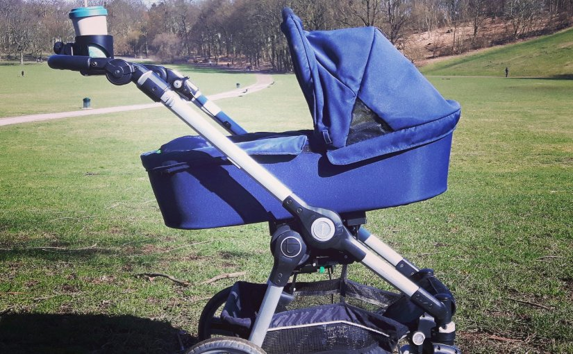 stroller - relaxed parenting