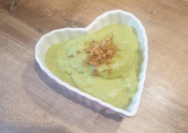 avocado mashed potato recipe