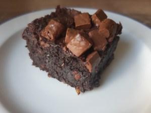 sweet potato brownie recipe