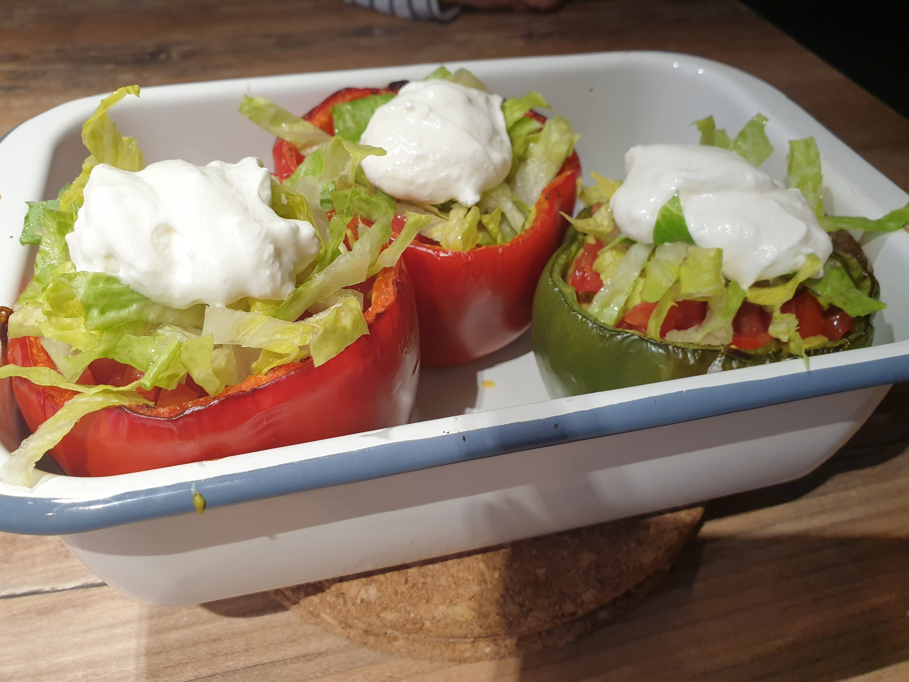 Taco peppers - step 8