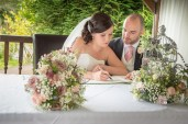 mk wedding photography signing regisrey