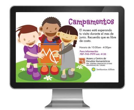 Summer Camp Promotion