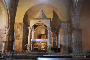 Sovana - Chiesa di Santa Maria