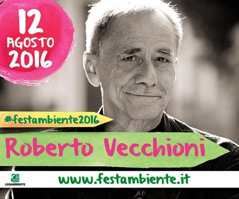 Venerdì 12 agosto Roberto Vecchioni Rispescia