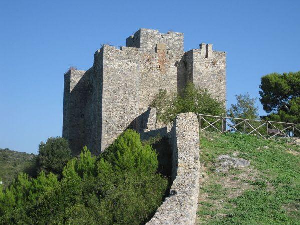 Fortezza rocca di Talamone