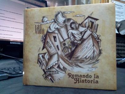 La Vidú - Remando la historia