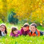 child's inherent love of nature
