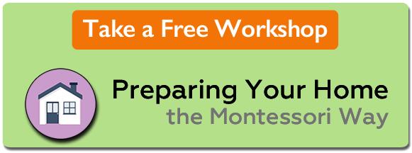 Preparing Your Home The Montessori Way