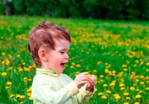 raise a child who loves the earth