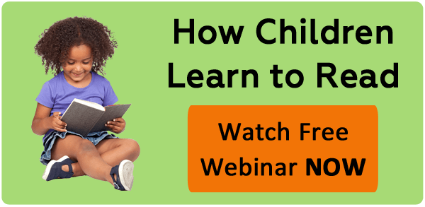 Free Webinar | Understand how children learn to read