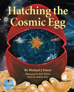 Cover Hatching The Cosmic Egg