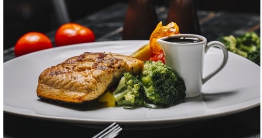 Receta de salmón Teriyaki con aceite de coco - Mares Lingua - Recetas de cocina fáciles