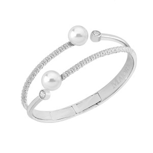 "Pulsera Majorica ""Planet"" 10mm – Acero – 14452.01.0.000.010.1"
