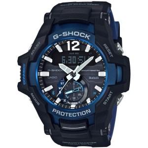 Casio G-Shock GravityMaster / GR-B100-1A2ER / Solar & Bluetooth