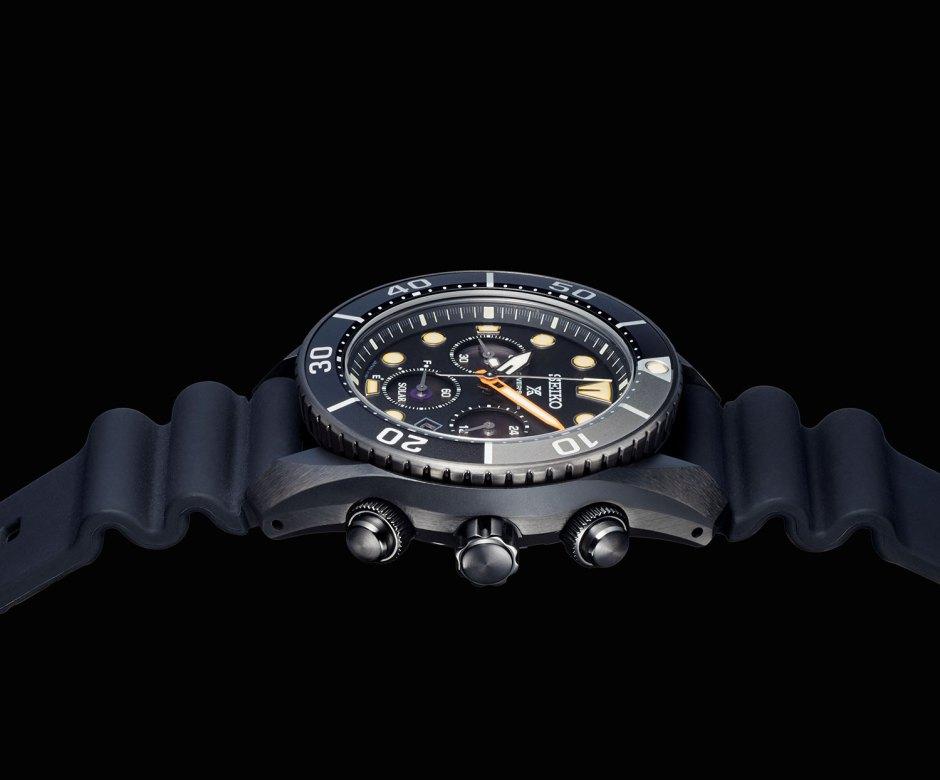 Seiko SLA035J1 SSC761P1 SPB125J1, Nuevos Seiko Prospex Black Series «Limited Edition»