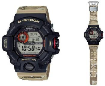 G-Shock Rangeman GW-9400, Resumen de todos los modelos «Rangeman GW-9400» lanzados