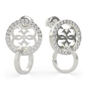 Pendientes Guess Equilibre UBE79097