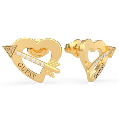 pendientes guess across my heart ube79122