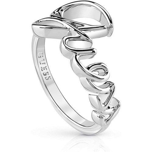 Anillo Guess Hoops I Did It Again UBR84024