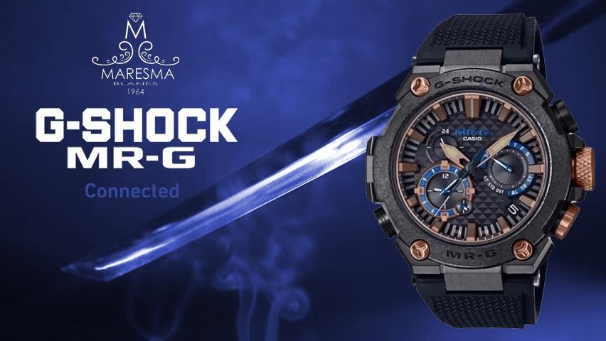 Nuevos G-Shock MR-G para este 2021!!!