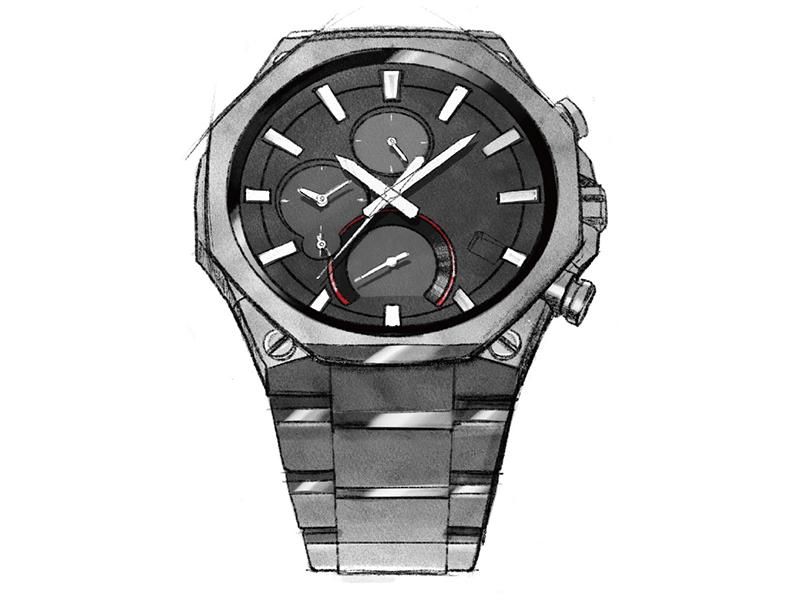 promo casio edifice EQB-1100 reloj