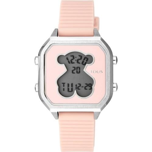 Reloj Tous D-Bear Teen Square 100350385