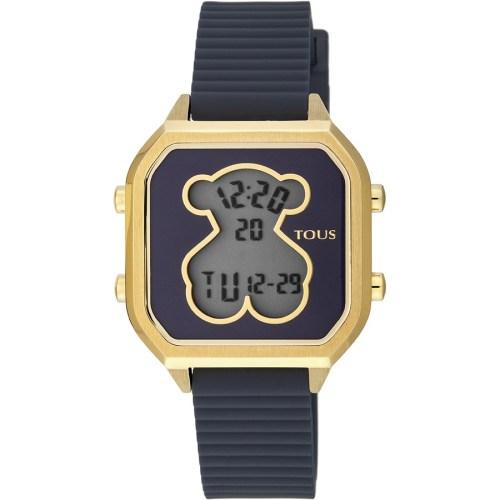 Reloj Tous D-Bear Teen Square 100350390