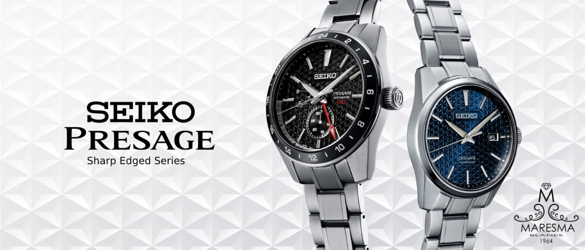 Sharp Edged Series | Seiko Presage