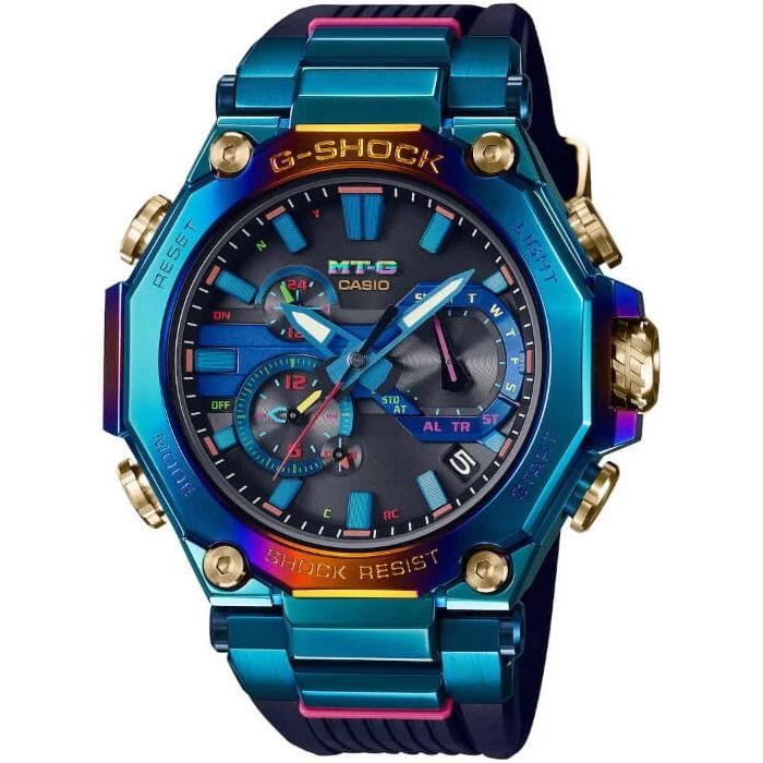 Todos los G-Shock MTG-B2000, Todos los modelos G-Shock MTG-B2000!!!