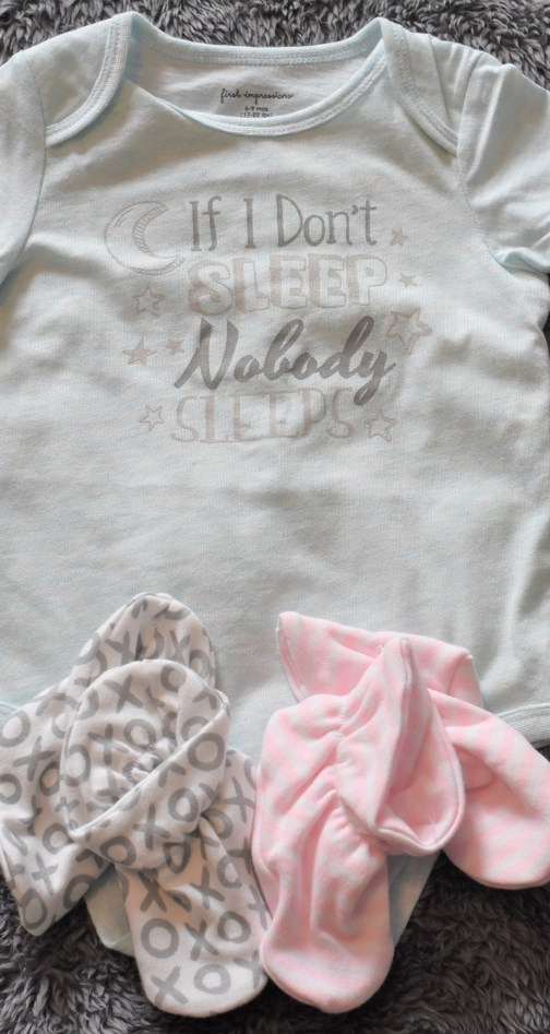 Baby Clothes Shopping Haul and a New Year, New Baby Giveaway!