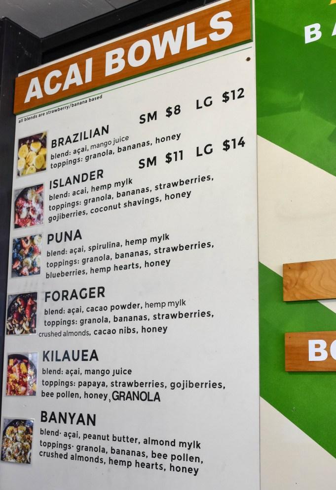 Basik Cafe, Kailua-Kona, Hawaii