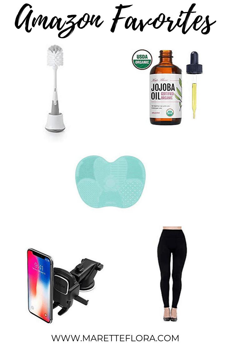 5 Recent Amazon Favorites