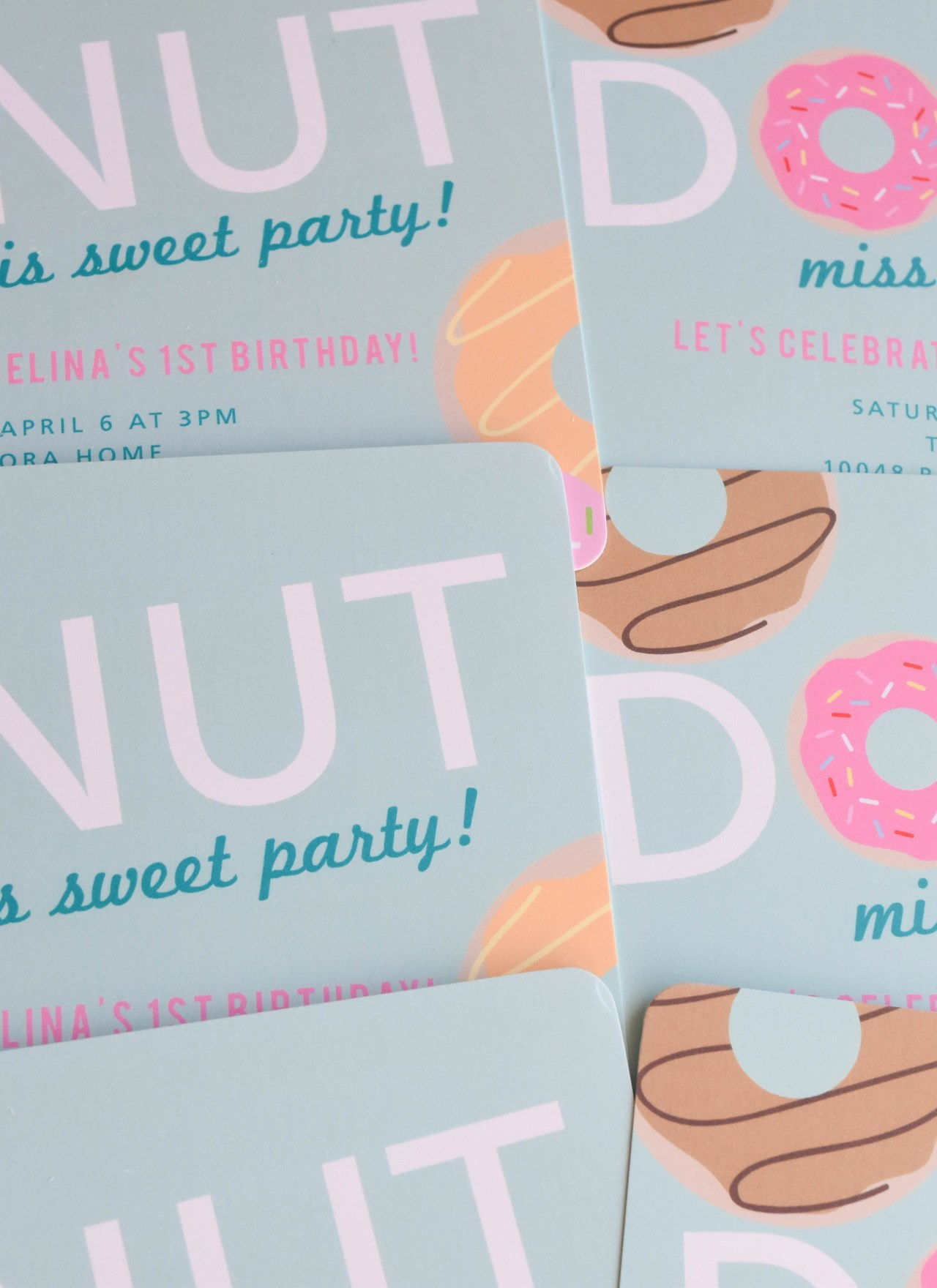 Planning a Doughnut Birthday Party