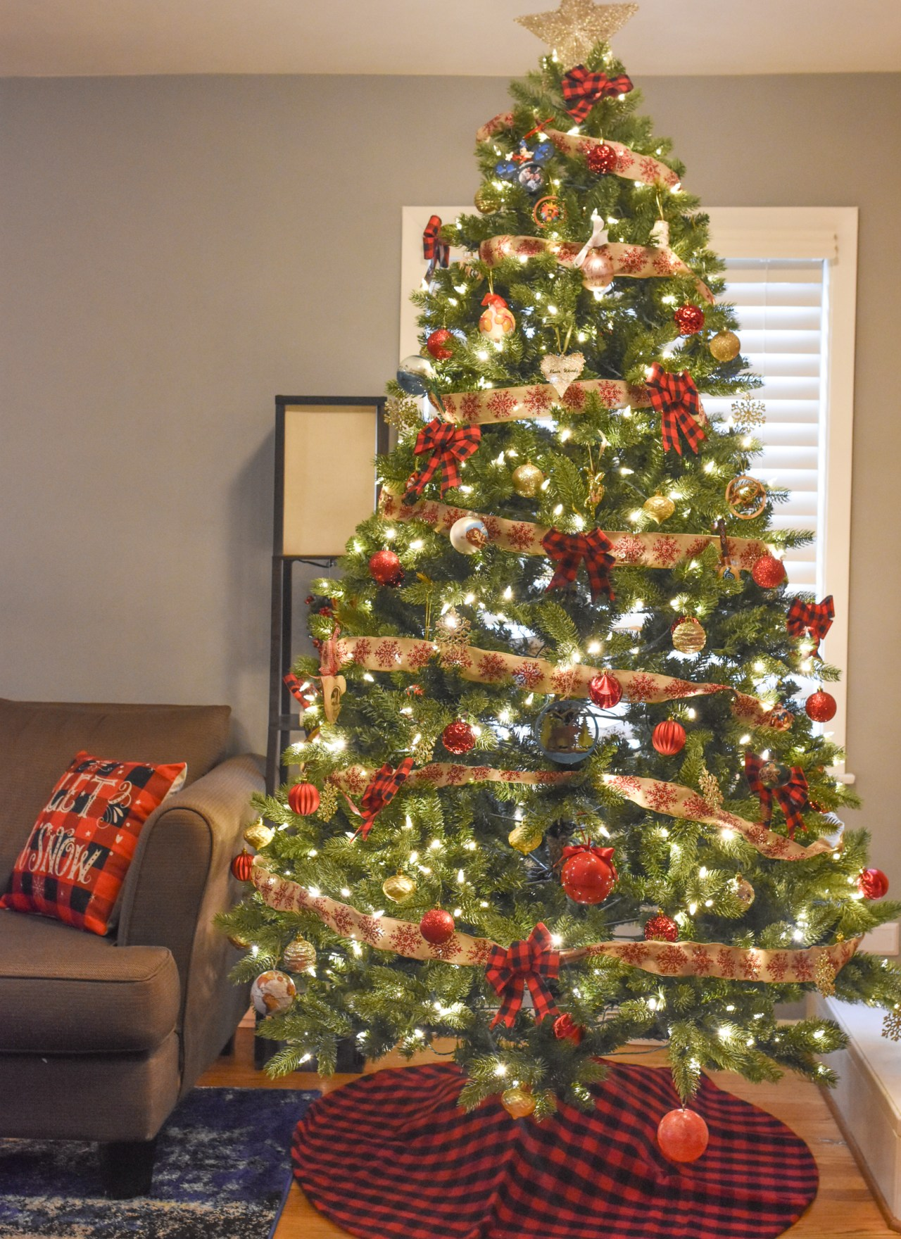 Affordable Christmas Decor Home Tour 2019