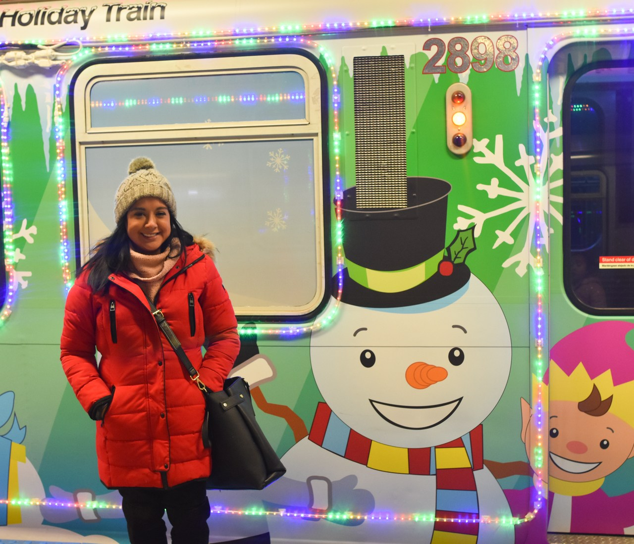 CTA Holiday Train 2019