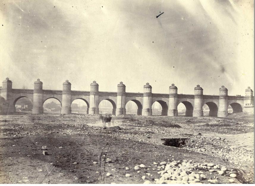 Puente Cal y Canto 1863