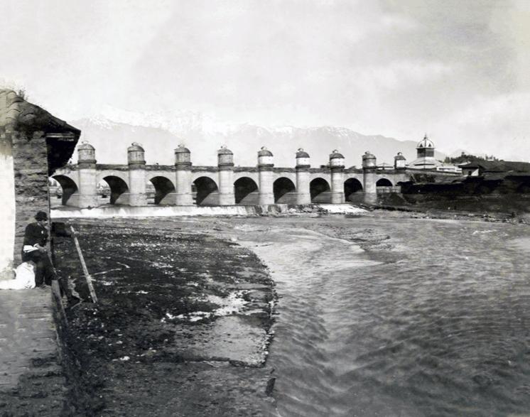 Puente Cal y Canto 1860