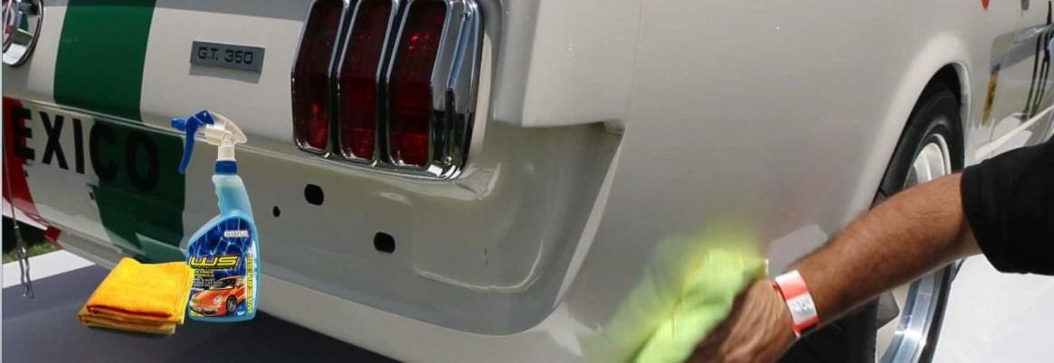 WS CAR CLEAN WATERLESS