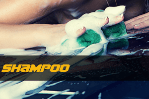 Shampoo para Carrocería