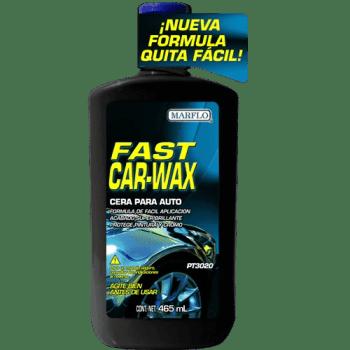 fast car wax 465ml 6 pack