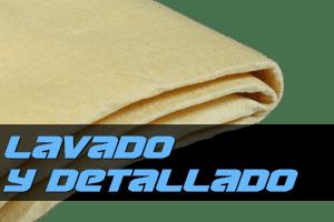Accesorios para lavado y detallado