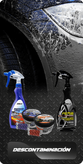 descontaminacion, meguiars, 3m, sonax, rupes, chemical guys, nanoskin