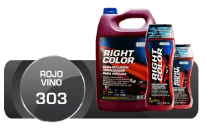 rojo vino 303