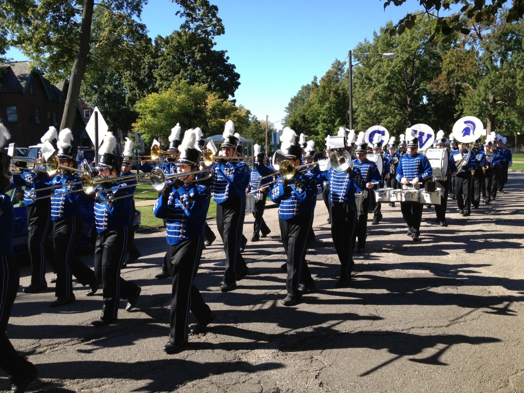 case marching band