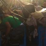 एक्साभेटर र अटो एक आपसमा ठोक्किँदा तीन जनाको घटनास्थलमै मृत्यु