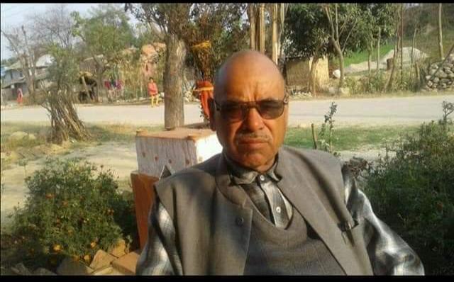 कोहलपुर नगरपालिका वडा नम्बर-१२ का वडा अध्यक्ष कृष्णबहादुर खड्का भारतको बहराइचमा मृत अवस्थामा फेला