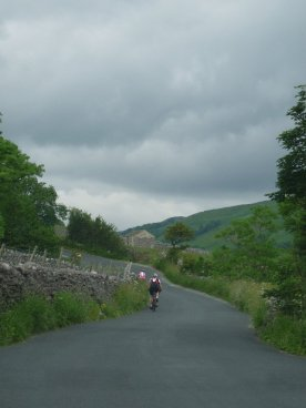 ..... and descending again.